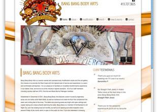 bang bang body arts
