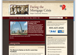 Corporation for Public Broadcast - Mortgage Crisis